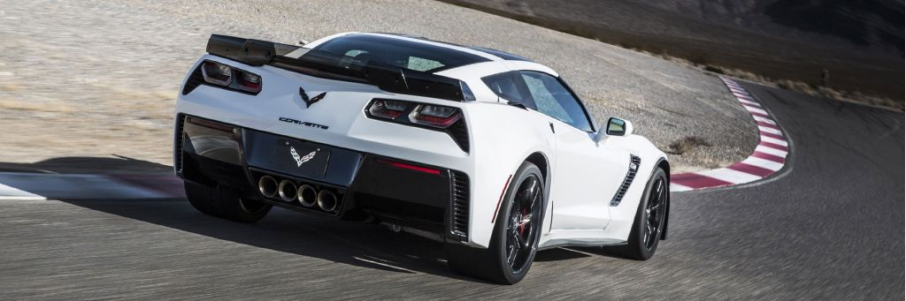 Corvette C7 Z06 Australia Right Hand Drive Conversion