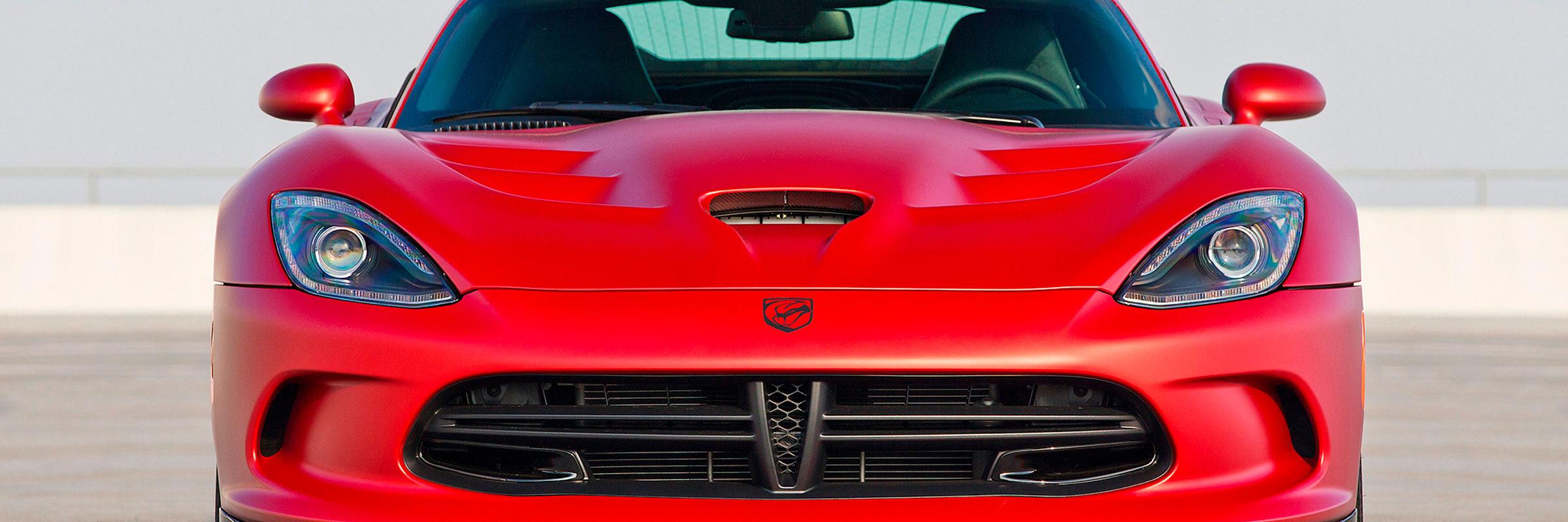 Dodge Viper Australia Right Hand Drive Conversion